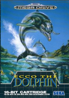 4dcdc6881d4f  Ecco the Dolphin  Is the Most Terrifying Game I ve Ever Played