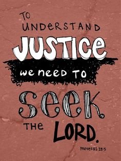 Social justice is impossible without God
