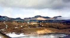 https://flic.kr/p/77Kxoi | upside down | View on the Askja caldera.  Askja, Iceland