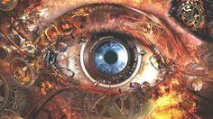 Mechanichal eye