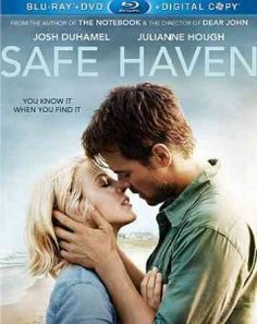 Safe Haven. The new widely popular film based Nicholas Sparks novel. This link brings you to the C/W MARS catalog to place a hold on the DVD. Movie description: A young woman with a mysterious past lands in Southport, North Carolina where her bond with a widower forces her to confront the dark secret that haunts her.