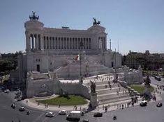 piazza venezia - Αναζήτηση Google Statue Of Liberty, Rome, Presto, Mansions, Landscape, House Styles, Travel, Google, Museums