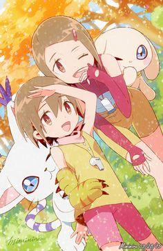 Digimon!!! Brings back memories