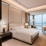 HYATT REGENCY FUZHOU CANGSHAN - Hotel Reviews & Price Comparison (China) - Tripadvisor Hotel Room Design, Sleep Quality, Price Comparison, Ceiling Windows, Hotel S, Luxurious Bedrooms, Hotel Reviews, Regency, Dining Area