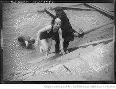Paris a la nage