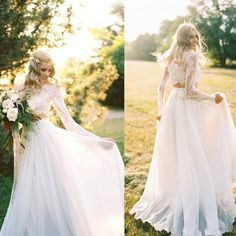I found some amazing stuff, open it to learn more! Don't wait:https://m.dhgate.com/product/2017-new-romantic-two-pieces-bohemian-wedding/402698380.html