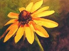 paintings of black eyed susan flowers in a container - Yahoo Image Search Results