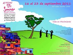 Festival Internacional de Cine y Video Comunitario Ojo al Sancocho 2011. Bogotá