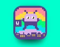 """다음 @Behance 프로젝트 확인: """"Mini-U: 99 Aliens"""" https://www.behance.net/gallery/19083085/Mini-U-99-Aliens"""