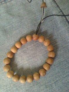 DIY Mala Bracelet - should have 27 beads