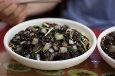 https://flic.kr/p/pButuF | insadong handmade noodle - jajang myun | 수타 자장면이 주는 매력넘치는 그윽함....그런데 지금은 없어졌다