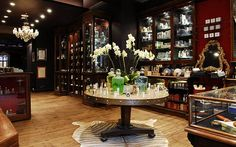 Penhaligon's Covent Garden perfumery is a bastion of great British taste and   evocative scents.