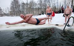 winter sports beats winter blues: russia