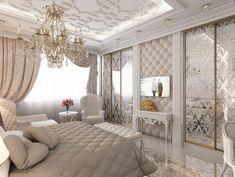 цвет прованс, потолок без узора, стена тоже, покрывало ровное(меньше нагромождений,больше свободы)