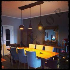 Karaağaç doğal ahşap yemek masası, tavan aydınlatma ve ahşap konsol uygulaması, daha fazla uygulama www.hvstasarim.com yada http://www.bilenor.com.tr/default.aspx?pid=70153&nid=64427 da