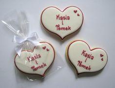 Wedding name card cookies wedding anniversary cookies