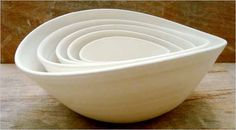 Currents - Tableware - Eric Bonnin Aims for Timeless Ceramics - NYTimes.com
