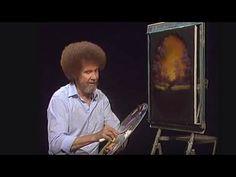 Bob Ross - Crimson Oval (Season 18 Episode 4) - YouTube