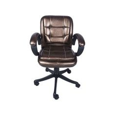 THE CHIQUITA LOW BACK CHAIR IN COPPER COLOUR  modular Office Furniture, Office visitors chairs, Workstation Chairs, buy office chairs online
