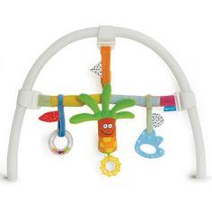 Baby Stroller and Pram Activity Bar TAF11485 Taf Toys Flexi Arch