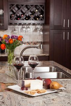 11 Innovative Ways to #Decorate Your Small #Kitchens.