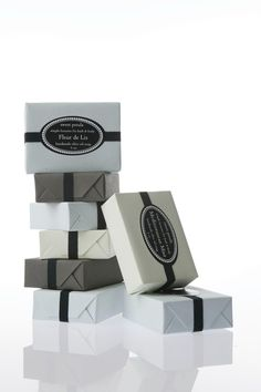 nice soap packaging from sweet petula at etsy