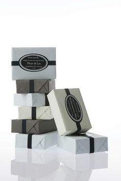 nice soap packaging from sweet petula at etsy