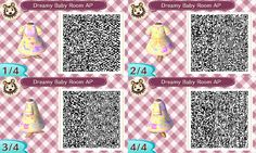 A Blog for Animal Crossing New Leaf QR Codes