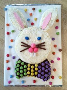Ce matin, je vous propose qu'on commence à se pencher sur votre dessert de Pâques. Je vous présente Monsieur Lapin: Un lapin gâteau au chocolat à la bouille gourmande et au pelage soyeux (et goûteux)... Bref un dessert qui devrait plaire aux enfants et surtout la recette en vidéo