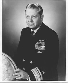 In 1972 William W. Behrens, Jr. served as Deputy Administrator of #NOAA. During August 1973, he received medical retirement with 100% disability and was awarded the Distinguished Service Medal and the permanent rank of Vice Admiral, United States Navy.