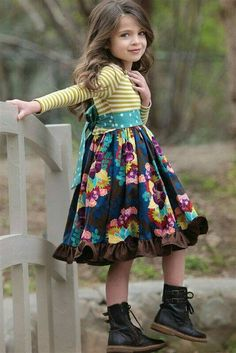 b44af94858ab Persnickety Clothing Emerald Pine Lexi Dress in Multi Fall 2014