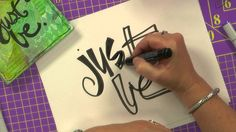 Fall in love with your own handwriting to create an authentic personal lettering style. Join artist Joanne Sharpe to learn 12 fresh writing, design, and draw...