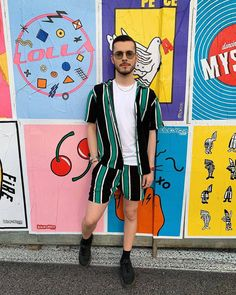 Festival Looks, Look Lollapalooza, Winter Outfits Men, Guy Outfits, Rock In Rio, Men Style Tips, Male Style, Masculine Style, Androgynous Fashion