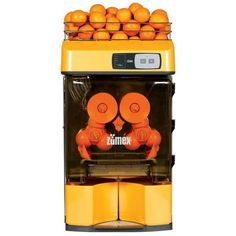 Zumex Commercial Orange Juicer Machine..haha this would be pretty sweet too :)