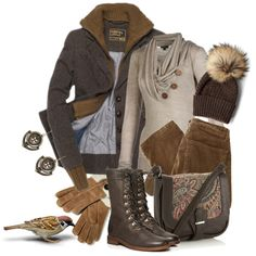 Feed the Birds by leegal57 on Polyvore featuring polyvore, fashion, style, EMU Australia, Superdry, J Brand, J Shoes, Red Herring and UGG Australia
