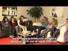 SpraakSaam, de movie (NL), deel 1. Aandacht voor spraak/taalstoornissen.