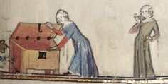 MS. Bodl. 264 The Romance of Alexander in French verse 1338-44; with two sections added in England c. 1400 Folio 169r