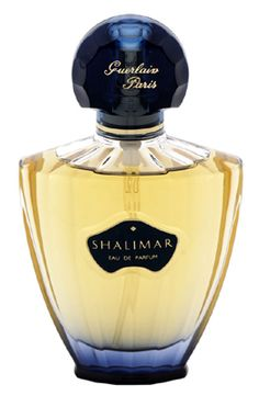 Shalimar is one of the best selling perfumes ever and its magic is undeniable. Perfume is composed of citrus notes; lemon and bergamot, jasmine, may rose, opoponax, Tonka bean, vanilla, iris, Peru balsam and gray amber. Coolness of the citrus notes leads to floral heart ending with a warm and luxurious trail.