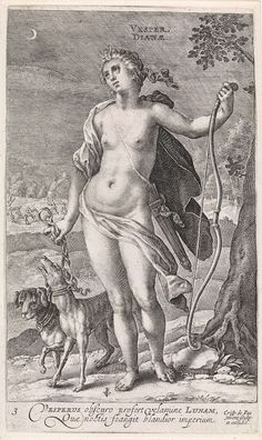 Avond, Crispijn van de Passe (I), 1611 - 1637
