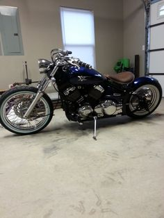 my Vstar 650 bobber project - Page 2 - Star Motorcycle Forums: Star Raider, V-Max, V-Star, Road-Star Forum