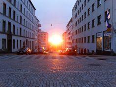 Kallio, Suonionkatu street
