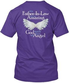 Father-in-Law Amazing Angel