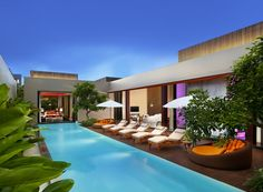 W Retreat & Spa Bali - Seminyak—E WOW Three Bedroom Pool Villa