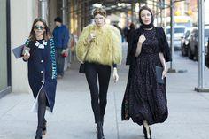 NY Fashion Week: Fall 2012