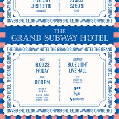 The Grand Subway Hotel