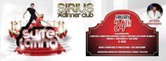 si balla al Sirius