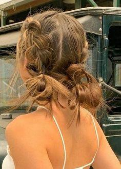 Hair Day, New Hair, Pelo Indie, Hair Inspo, Hair Inspiration, Aesthetic Hair, Sky Aesthetic, Flower Aesthetic, Travel Aesthetic