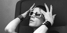 """10 Lou Reed Songs Better Than """"Walk on the Wild Side"""" Holly Woodlawn, Edgar Froese, Miles Mcmillan, Music Documentaries, Experimental Music, Trans Man, Genderqueer, Tumblr, Music Mix"""