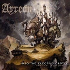 Into The Electric Castle:   This release includes bonus CD-Rom tracks. This is an Enhanced CD, which contains both regular audio tracks and multimedia computer files. Ayreon: Arjen Lucassen (acoustic guitar, electric guitar, mandolin, Mellotron, keyboards, mini-Moog synthesizer, bass guitar). Additional personnel: Fish (vocals); Thijs Van Leer (flute); Clive Nolan (synthesizer).