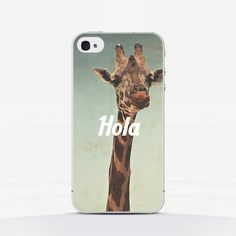 This sweet giraffe can be on your smartphone just in few days. Visit us on latrendmania.com and make an order for only $16!